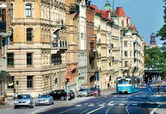 Gothenburg, Sweden  GQ's Europe Travel Guide - August 2012