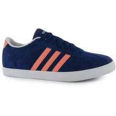 adidas Court Set Suede Ladies Trainers ❤ liked on Polyvore featuring shoes, sneakers, suede shoes, adidas shoes, adidas, adidas trainers and adidas footwear
