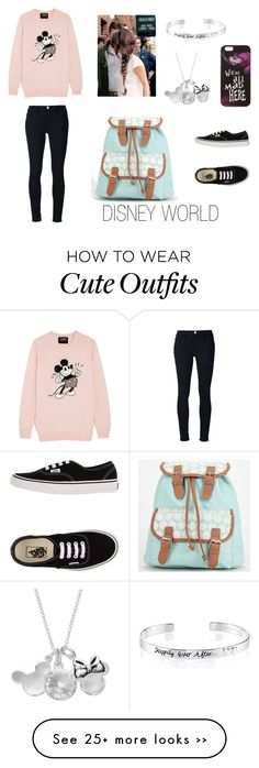 """Cute Disney World Outfit"" by ehpiphany on Polyvore"