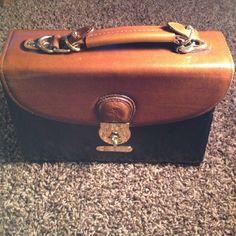 new Leather Polo Ralph Lauren purse