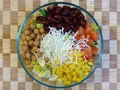 Vegetarian Italian Salad