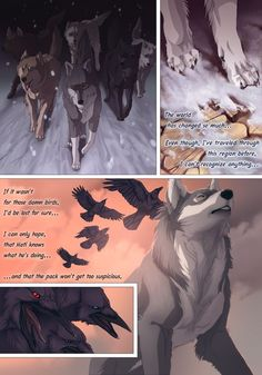 Off-White page 23 by akreon Wolf Comics, Anime Comics, Off White Comic, Wolf Poses, Cute Wolf Drawings, Fantasy Wolf, Furry Wolf, Pokemon, Summer Painting