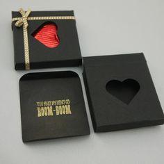 Valentine chocolate treat box