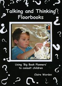 Talking and Thinking Floorbooks this is similar but we will be doing it individually