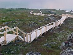 Who needs a stair master, when you could go to the Red Bay walking trail, Newfoundland and Labrador, Canada Newfoundland Canada, Newfoundland And Labrador, Discover Canada, Adventure Holiday, O Canada, Salmon Fishing, Whale Watching, Patio, Continents