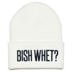 Bish Whet Beanie (W)
