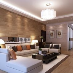 Living Room Furniture Design 15 Exclusive Living Room Ideas For The Perfect Home  Brown Paint