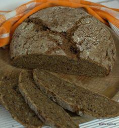 Dinkel Karotten Brot mit Sonnenblumenkernen - Katha-kocht!