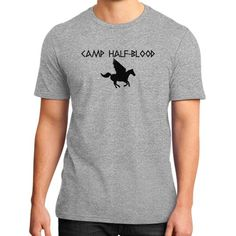 Camp Half-Blood District T-Shirt (on man)