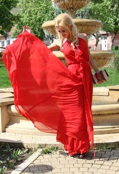 Magical….  , Anca in Dresses, Greece in Clutches