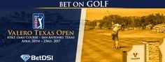 The Valero Texas Open takes place each spring in San Antonio, Texas. Golf Events, Golf Betting, Golf Pga, Texas, Texas Travel