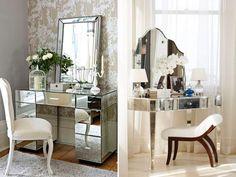 Móveis espelhados na decoração - Constance Zahn | Casa & Decor