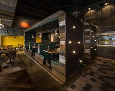 Restaurant & Bar Design Awards Shortlist 2015: Retail Space - Restaurant & Bar Design