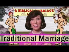 "Mrs. Betty Bowers, ""America's Best Christian"" explains what marriage SHOULD be according to the ""Bible""...LOL!!!"