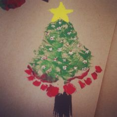 My son and his two kids like to make homemade Christmas paper every year.  This would be great for next year!