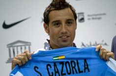 Arsenal transfer news - Santi Cazorla is said to be close to joining the club