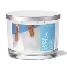 Crisp Cotton Candle