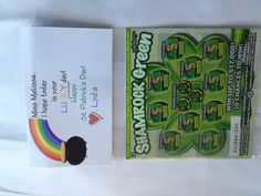 St. Patrick's Day treat or gift for teachers!