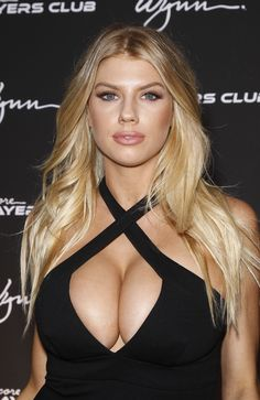 Charlotte McKinney Grand Opening of Encore Player's Club 6th January 2016