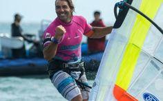 Planche à voile: Albeau décroche un 23e titre mondial à Nouméa - Le Parisien