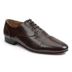 Giorgio Brutini Men's Leather Oxford Shoes, Size: medium (12), Brown Oth