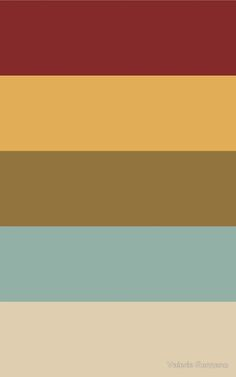 wes anderson color palettes - Google Search