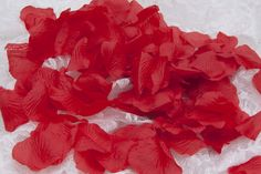 ... Pinterest | Silk rose petals, Rose petals and Valentines day weddings