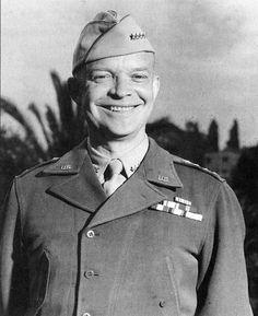 General Eisenhower Slack Uniform