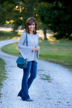 "Welcome back to my 26 Days of Fall Fashion! I'm so excited to be collaborating today with not only Jo-Lynne but also two more ""over 40"" fashion bloggers. Cathy is a Dallas based fashion blogger and sh"