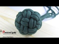 In this tutorial I show you a way to make a globe knot big enough to cover marbles and ball bearings, as well as how to make this knot a bit bigger by doubli...