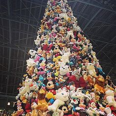 The Epic Disney Christmas Trees That Every Fan Will Obsess Over: For a true Disney fan, only one thing can complete the holidays: Christmas at Disney World!