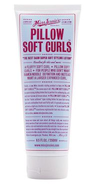 Miss Jessie's Pillow Soft Curls-this stuff is AMAZING even if you don't have curly hair. I recently cut 6 inches off of mine and this keeps it bouncy all day long-and I can still get a brush and a comb through it.