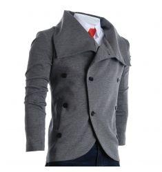 FLATSEVEN Mens Slim Fit Cotton Stylish Casual Blazer Jacket (BJ202) - Blazers #casual blazer #menswear #mens fashion #mens clothing #stylish