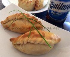 Empanadas de pollo a la crema | Recetas de Cocina Argentina Fáciles y Para Todos los Gustos.