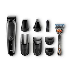 Braun MGK3060 - 8-in-1 Men's Rechargeable Electric Grooming Kit : Target * FTC Disclosure: This is an affiliate link, which means I may make a commission if you make a purchase through this link. Wedding Gift Registry, Wedding Gifts, Gillette Fusion, Just Give Up, Long Beards, Beard Trimming, Beard Care, Bedding Shop, Men's Grooming