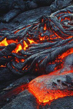 "vividessentials: "" Lava convolution   vividessentials """