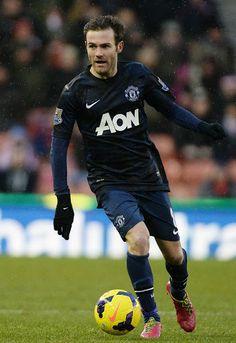 Juan Mata of Manchester United