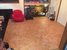 和室を洋室にチェンジ、第1弾!床を大改造の巻|LIMIA (リミア)