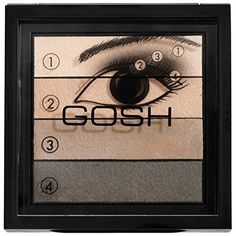 Gosh Smokey Eye Shadow Palette Color 02 Brown 029 oz >>> Want to know more, click on the image.