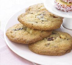 Choc cherry cookies in our oven this afternoon! Squashed Easter eggs as choc chips, got to get rid of them somehow!