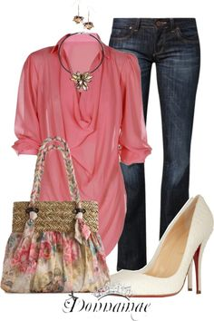 """Untitled #379"" by donnamae-harkness ❤ liked on Polyvore"