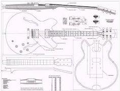 Free pdf guitar blueprints vintage guitars pinterest guitars risultati immagini per free plan guitar pronofoot35fo Image collections
