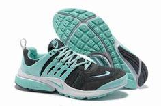 5a349cf60b For Sale Nike Air Presto 5.0 Womens Shoes Hot Sell Blue Grey Prestos Womens,  Tiffany