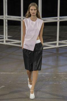Alexander Wang Spring 2014 Ready-to-Wear Collection Photos - Vogue