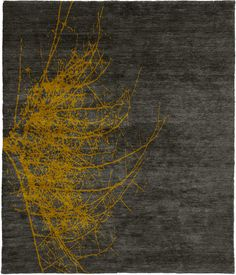 Gobi B Hand Knotted Tibetan Rug from the Tibetan Rugs 1 collection at Modern Area Rugs