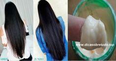 Artigo O cabelo dela nunca crescia, então ela começou a fazer isso veja o resultado