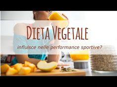 Una dieta vegetale influisce nelle performance sportive?