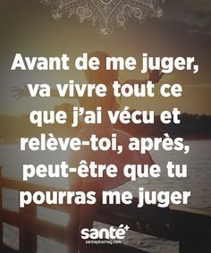 Franch Quotes : - The Love Quotes Best Quotes, Love Quotes, Inspirational Quotes, French Quotes, Bad Mood, Positive Attitude, Positive Affirmations, Cool Words, Decir No
