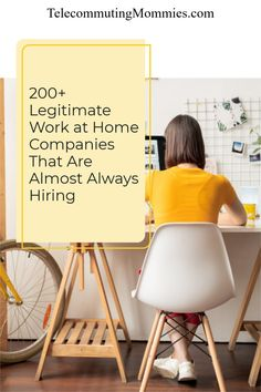 Looking for a remote job? Try these work at home companies that hire on a regular basis. Work From Home Companies, Work From Home Business, Work From Home Moms, Cash From Home, Earn Money From Home, Way To Make Money, Earn Extra Income, Extra Money, Home Blogs