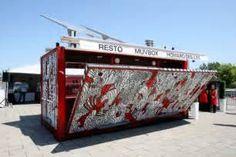 Müvbox Fast Food Shipping Container Restaurant Muvbox – Inhabitat ...